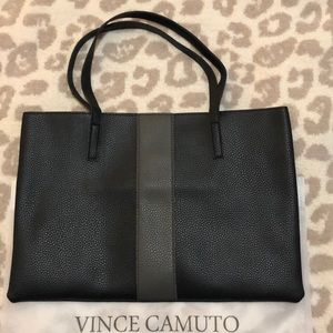 New Vince Camuto Luck Tote - Black